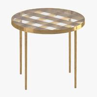 table 39 3d obj