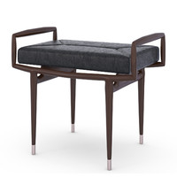 3d friso bench baker furniture