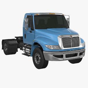 durastar tractor 3d max