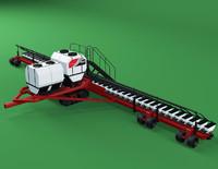 White Planters 9936-30