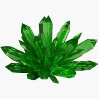Emerald Druse