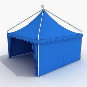 3d tent 3