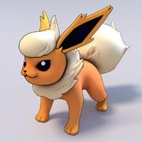 flareon pokemon max