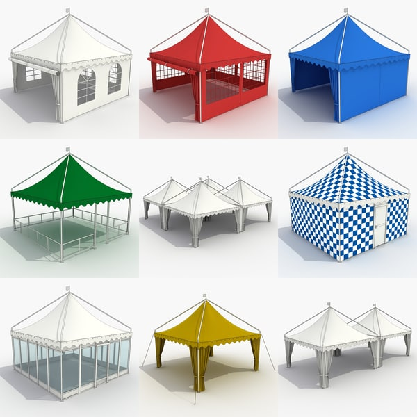 party tent max