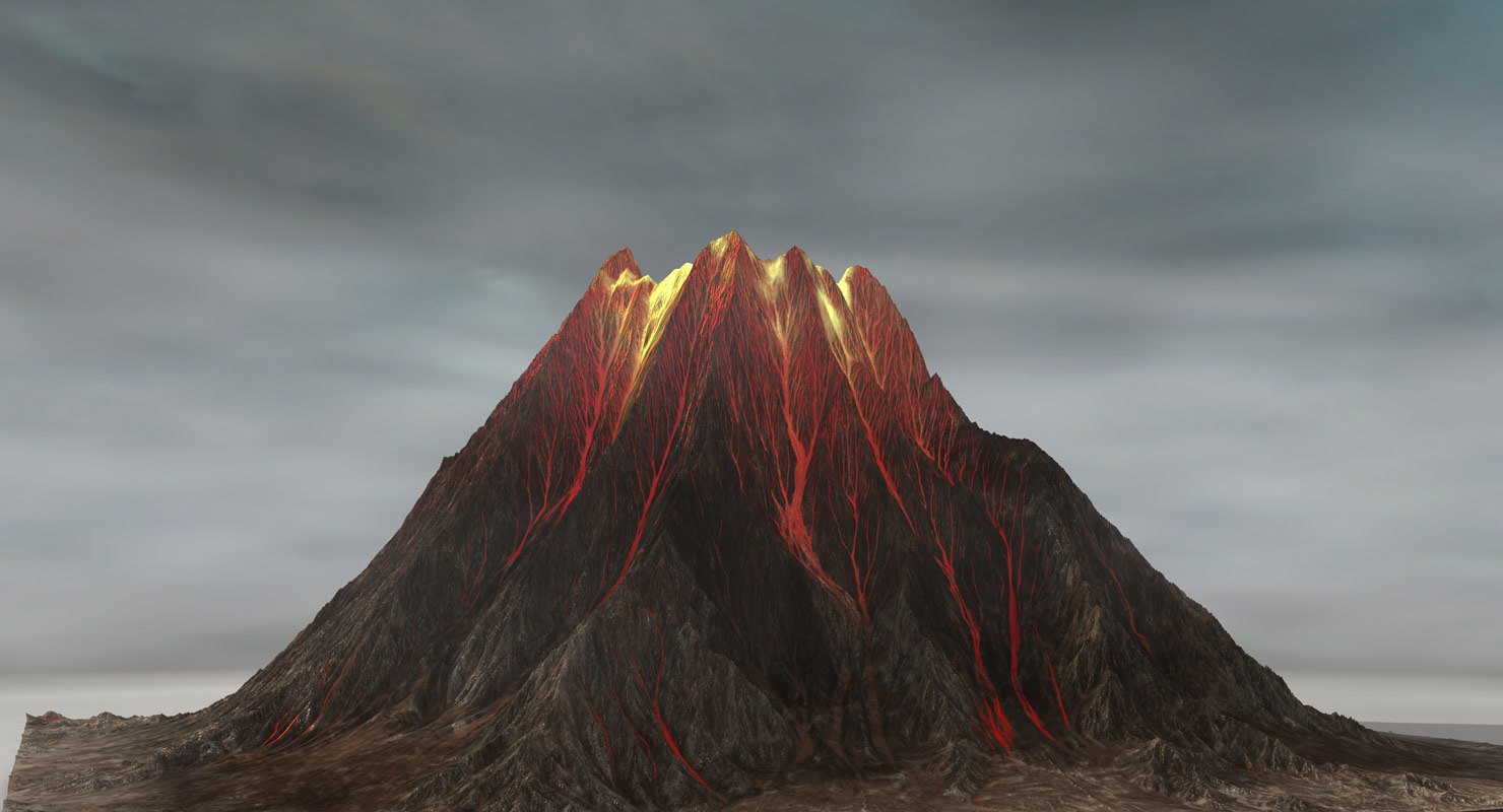 3.3 mountain formation |Volcanic Mountains Formation