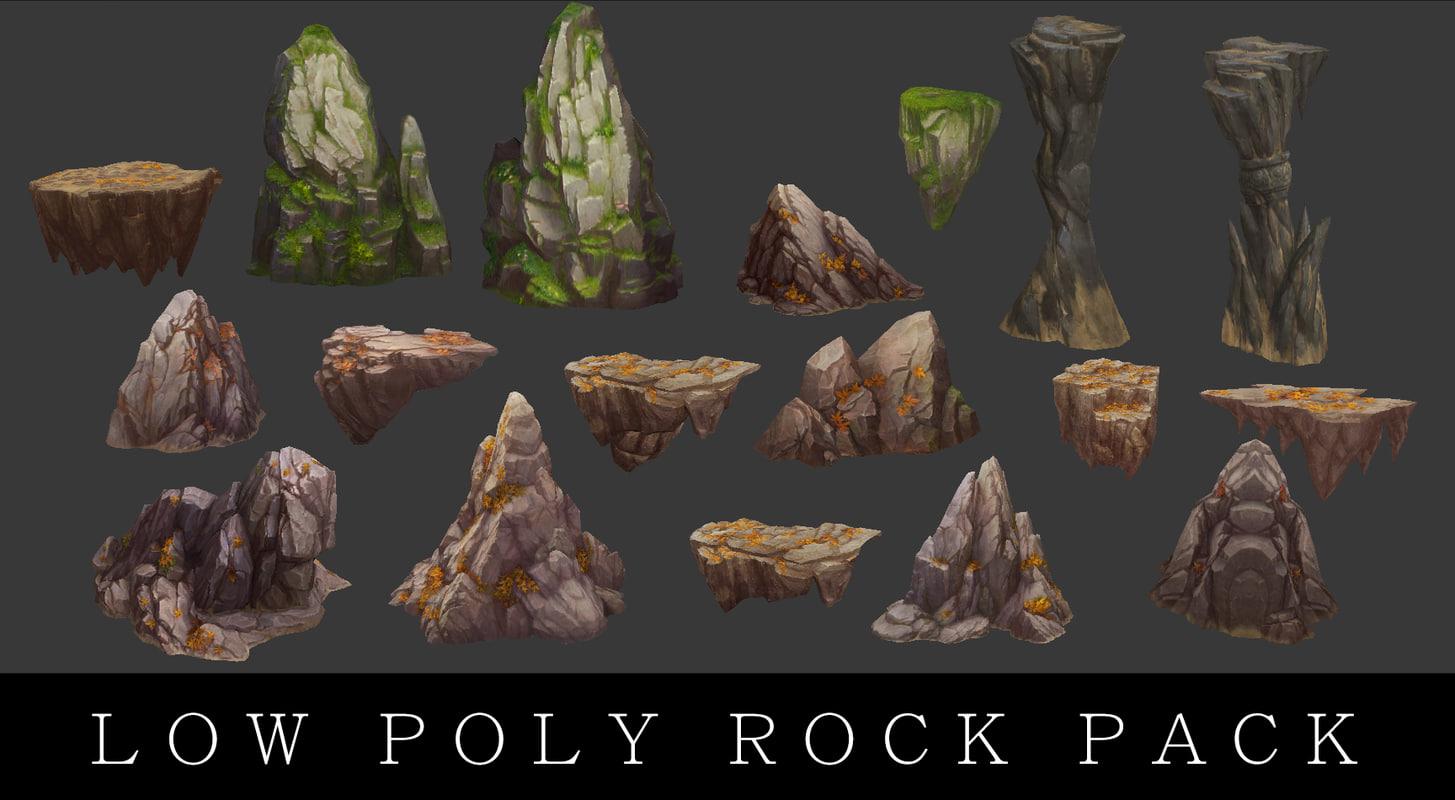 rock pack max