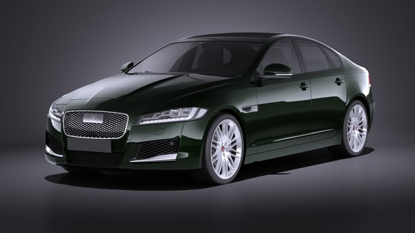 3d model xf 2017