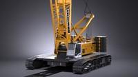 Liebherr LR 1160 Hydraulic Lift Crane