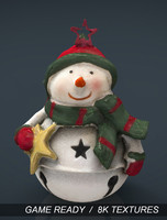 christmas ornaments 3 max