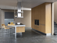 arclinea lignum 3d model