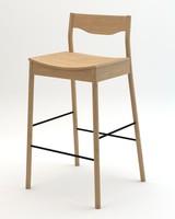 tangerine stool max