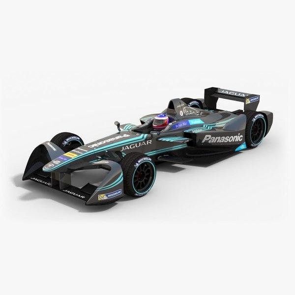 3ds panasonic racing formula e