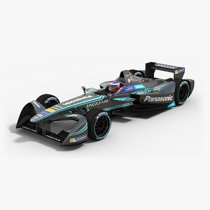 3ds panasonic racing formula e