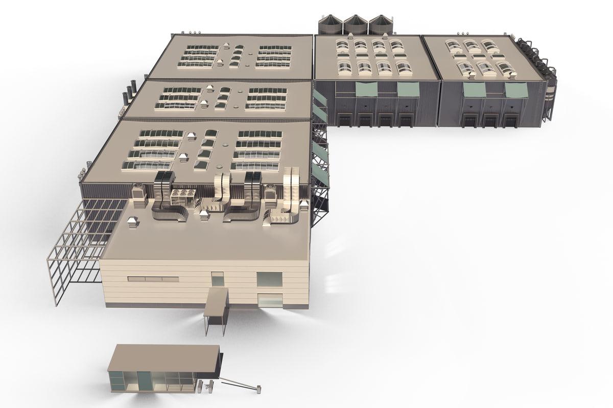 max building industrial