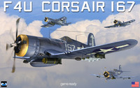vought f4u corsair flight 3d model