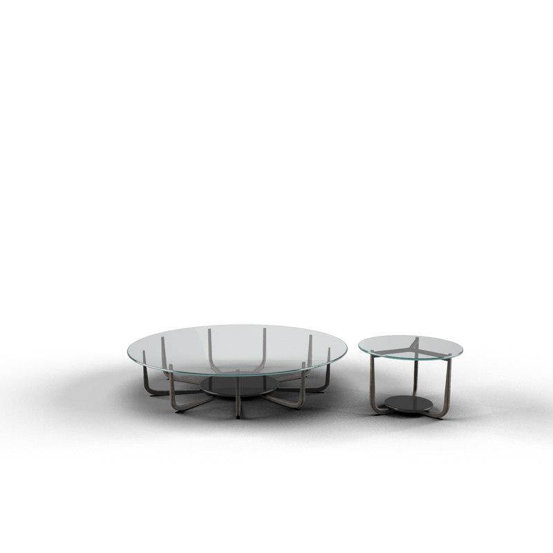 modern table living room max