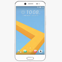 htc 10 evo silver 3d 3ds