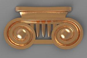 decorative cnc 3d 3ds