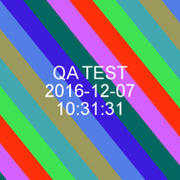 3d model of qa test asset