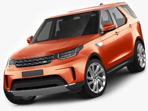 max land rover discovery