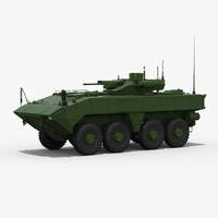 max bumerang k-17 vehicle ifv