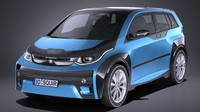 Generic Electric Car 2017