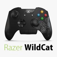 3ds razer wildcat controller