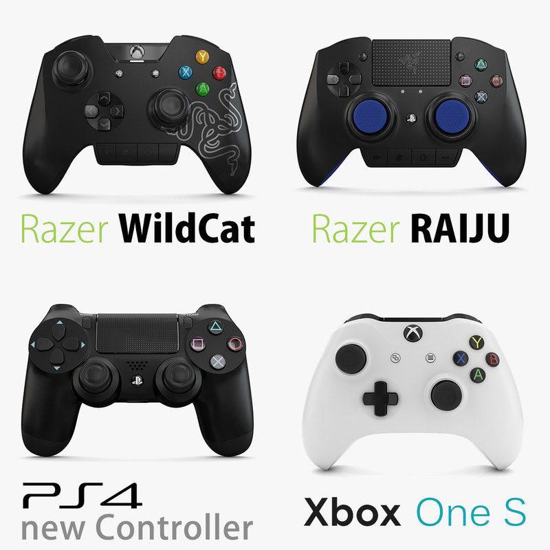 obj razer controller games