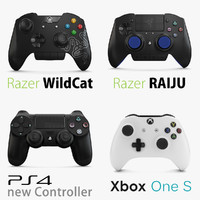 2017 Gaming Controller COLLECTION
