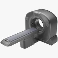 3d ct scanner model