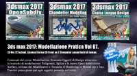 3ds max 2017 Modellazione Pratica Cd Front Vol. 67