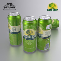 beer somersby apple max
