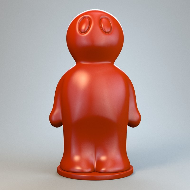 3d figurine print