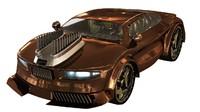 racing concept car ma