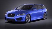3d model 2016 sport xfr