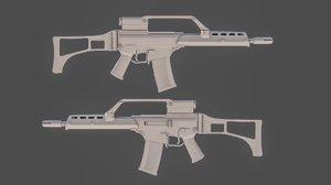 max hk g36 assault