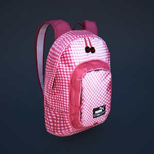 3d backpack