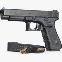 3d gun glock 34 gen