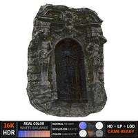3d hell gate model