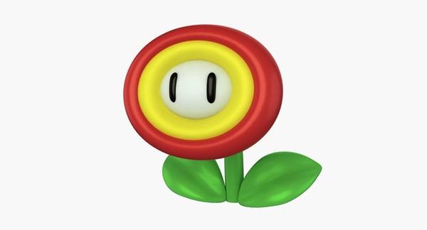 super mario flower ma
