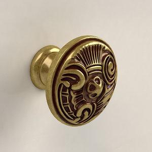 knob knobs 3d max
