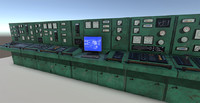pack command centre 3d ma