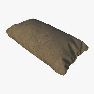 sack - ready pbr 3d x