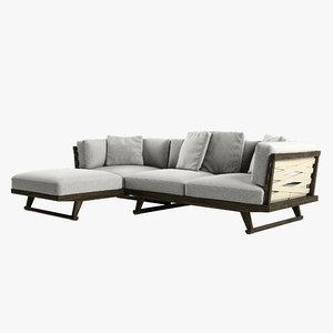 max sofa gio b