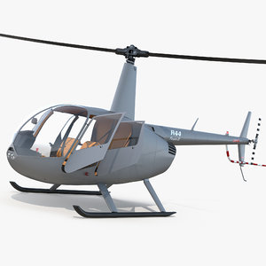 light utility helicopter robinson max