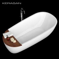 bathtub kerasan aquatech 3d obj