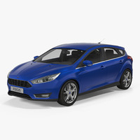 Ford Focus Hatchback 2015