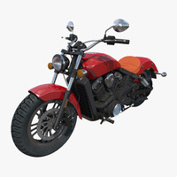 Cruiser Motorcycle Generic