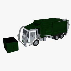 max garbage truck