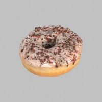 donut chocolate m max